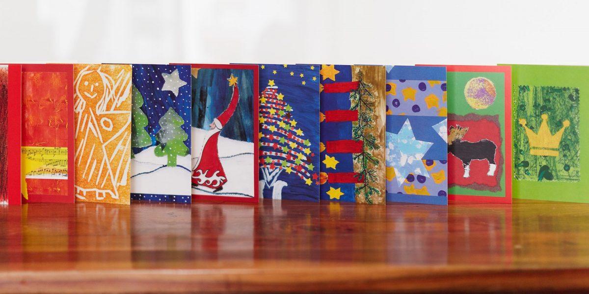 weihnachtskarten z riwerk. Black Bedroom Furniture Sets. Home Design Ideas